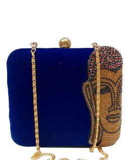 AHS crafts Buddha Stone Clutch
