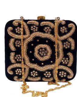 AHS crafts Dawka Box Clutch for women