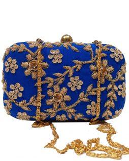 AHS crafts Stylish Dawka Flower Clutch